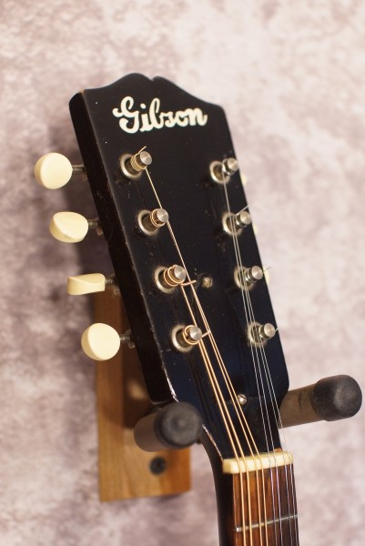 1936 Gibson A-1 (F holes) (5)