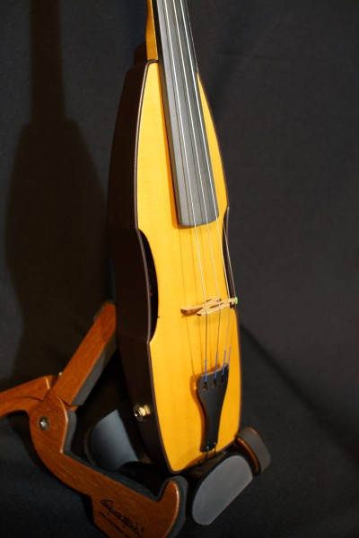 Cricket Fiddle (with finetuner pegs and internal pickup) (5)