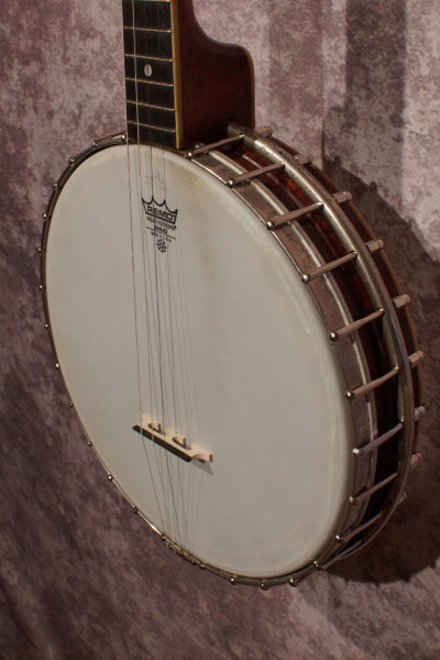 1922 Gibson TB-4 Tenor Banjo (7)