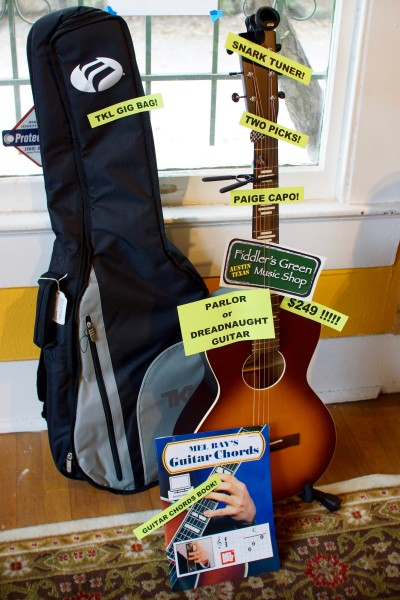 SPECIAL HOLIDAY GUITAR PACKAGE (1)