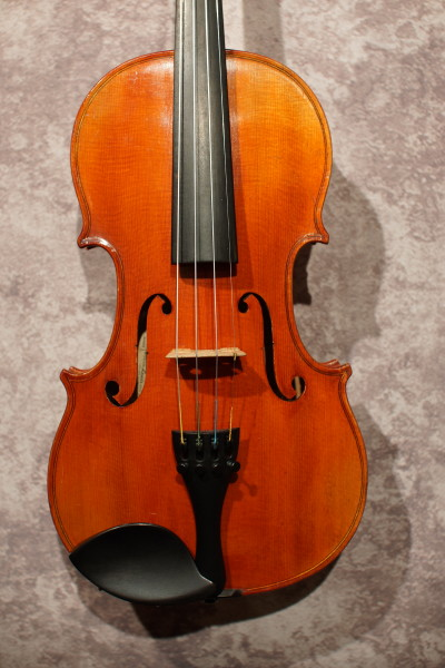 Gustav August Ficker Violin (1967) (1)