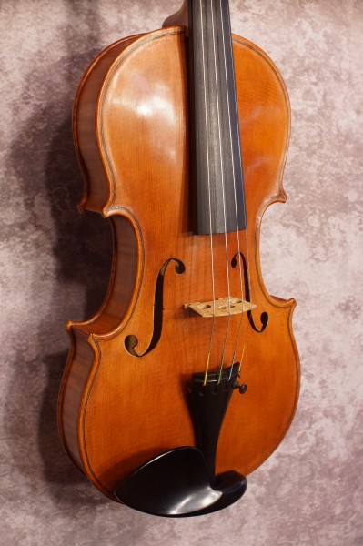 Cossman-Cooke Strad Model Violin (4)