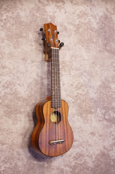 Kumu Soprano Long Neck Ukulele SQ34 (3)