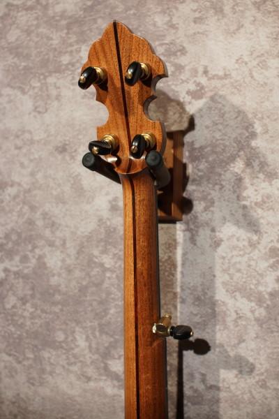 Watkins Mesquite & Cocobolo Banjo (4)