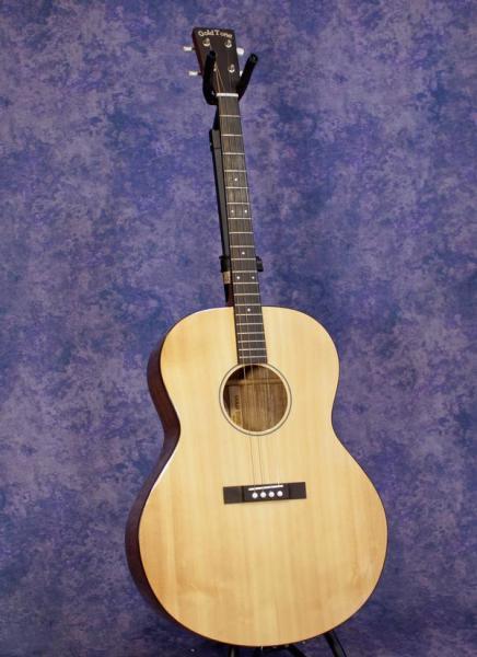 Gold Tone  TG-18 Tenor Guitar (4)