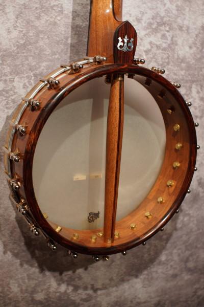 Watkins Mesquite & Cocobolo Banjo (9)