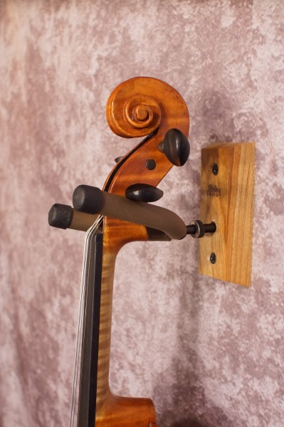 Cossman-Cooke Strad Model Violin (6)