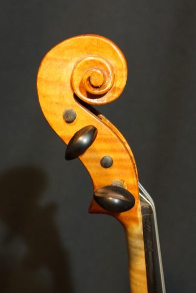 Cossman-Cooke Strad Model Violin (2)