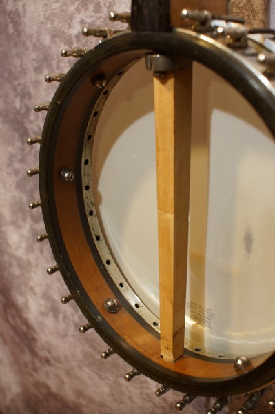 1927 Vega Tubaphone Conversion Banjo (2)