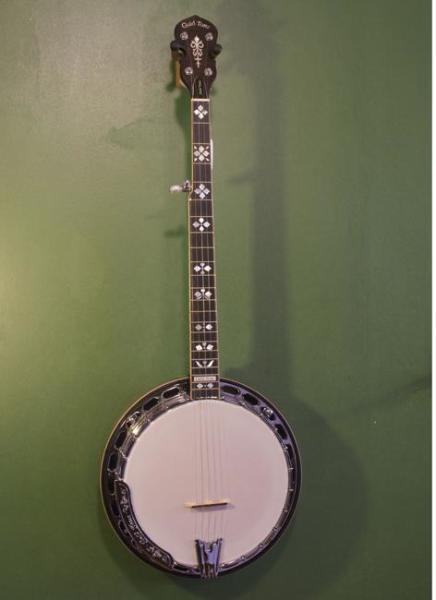 Gold Tone OB-250 (1)