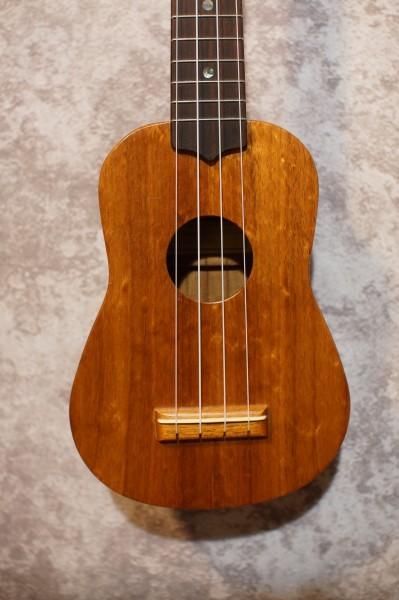 Maui Music (Peter Lieberman) Koa Soprano Ukulele (3)