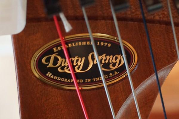 Dusty Strings Crescendo Full Lever Harp (2)