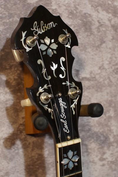 2002 Gibson Earl Scruggs (8)