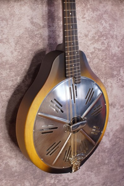 National RM1 Resonator Mandolin Maple (1)
