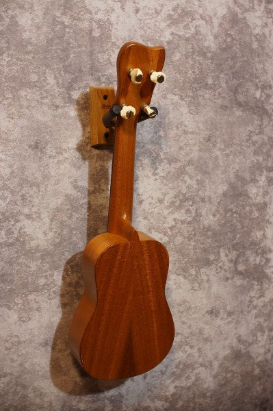 Maui Music (Peter Lieberman) Koa Soprano Ukulele (4)