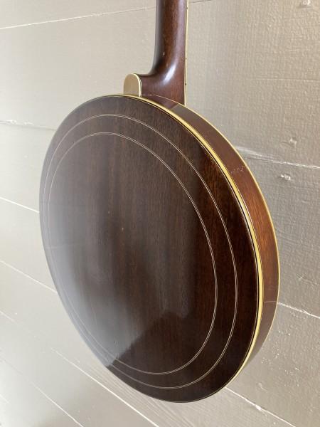 1925 Gibson Mastertone TB-4 Tenor Banjo (8)