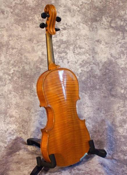 Early 1900's Amati Copy (2)