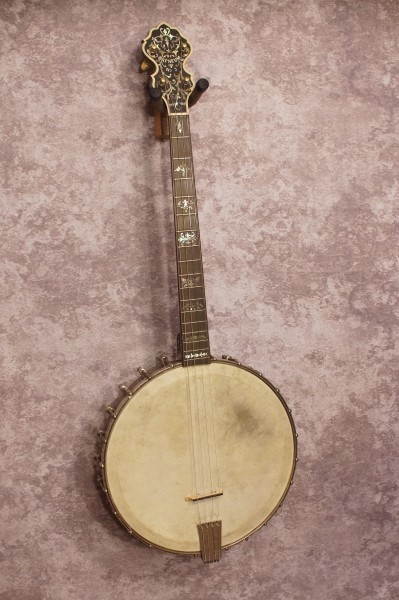 Orpheum #3 Tenor Banjo (Early 1900s) (3)