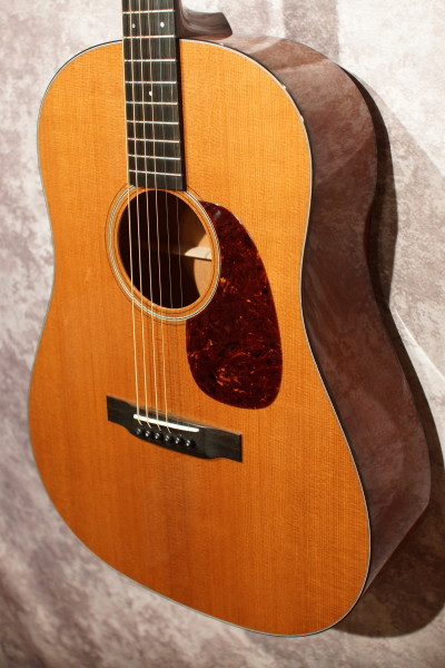 2018 Collings DS1 (Torrified Top) (5)