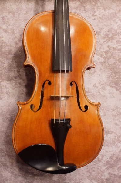 Cossman-Cooke Strad Model Violin (1)