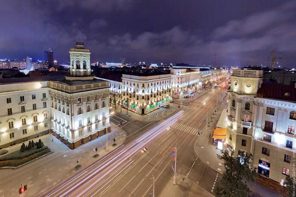 A «Driving» Minsk City Tour Photo