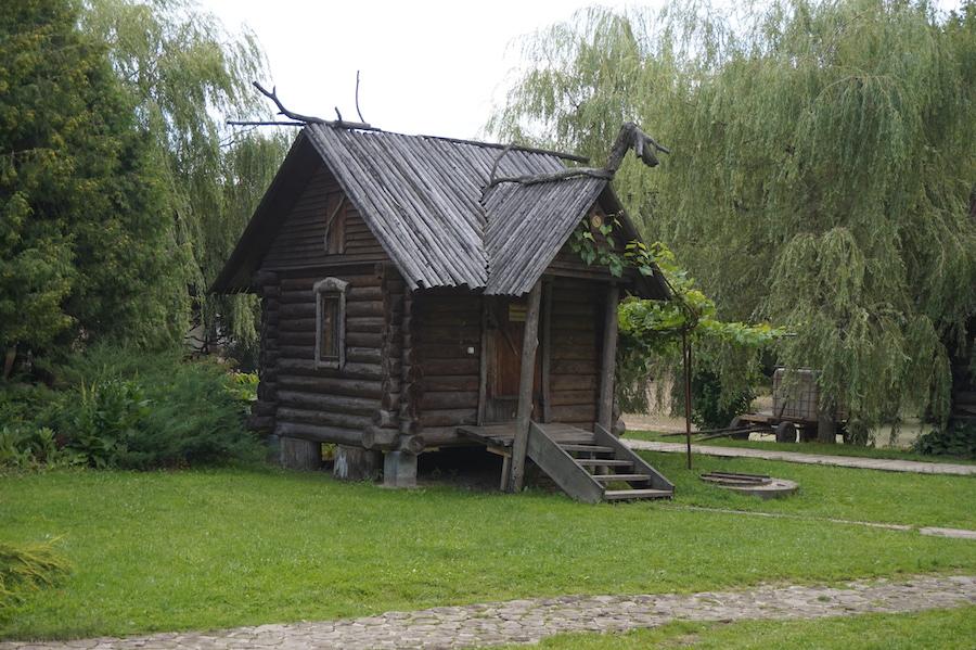 The Dudutki Folk Museum Photo