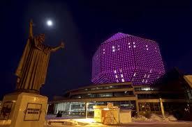 Minsk At Night Photo