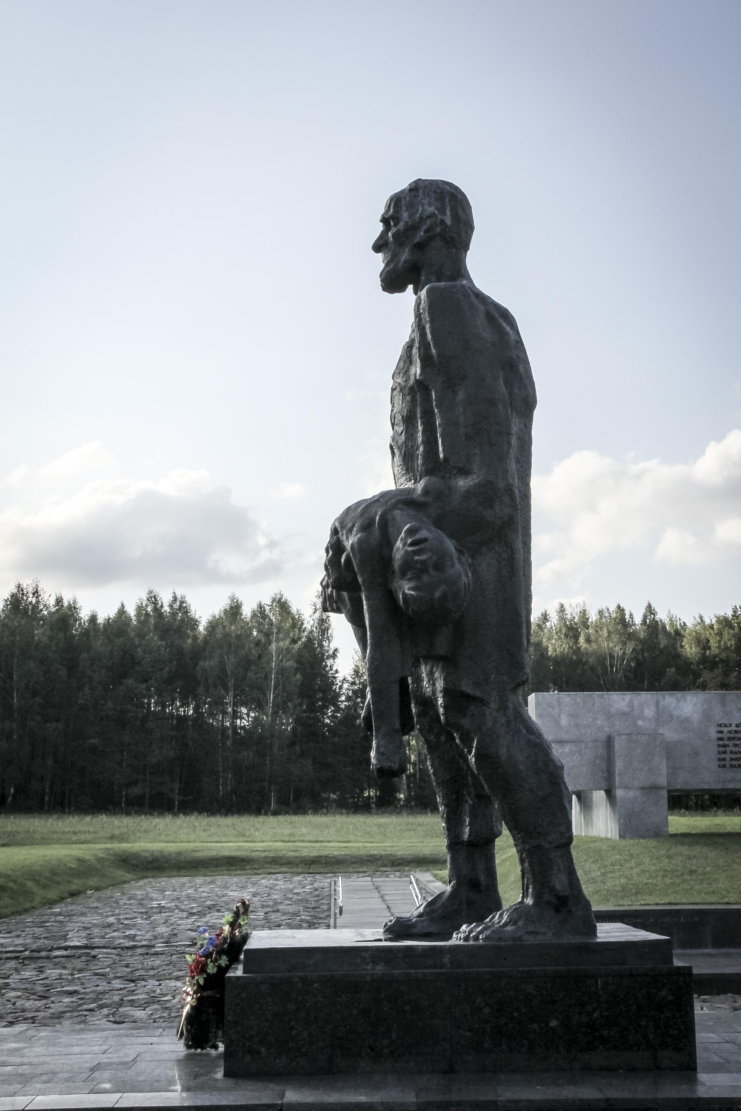 memorial-complex-of-khatyn-glory-mound-tour Photo