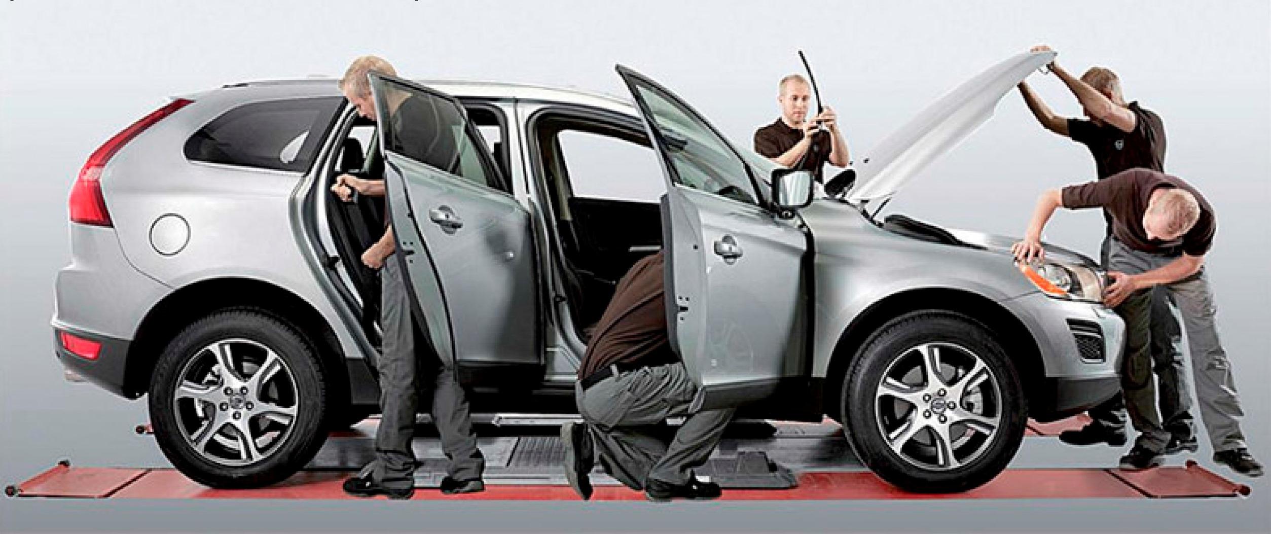 Техническое обслуживание автомобиля в Минске