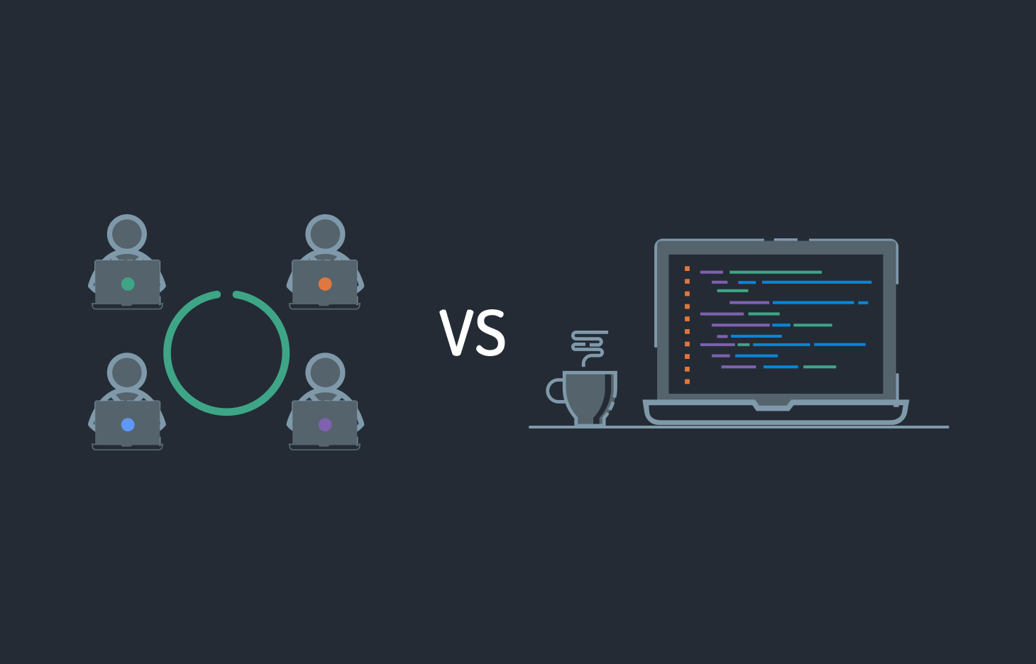 Distributed Teams Vs. Remote Teams: From the Physical HQ to the 100% Virtual Office