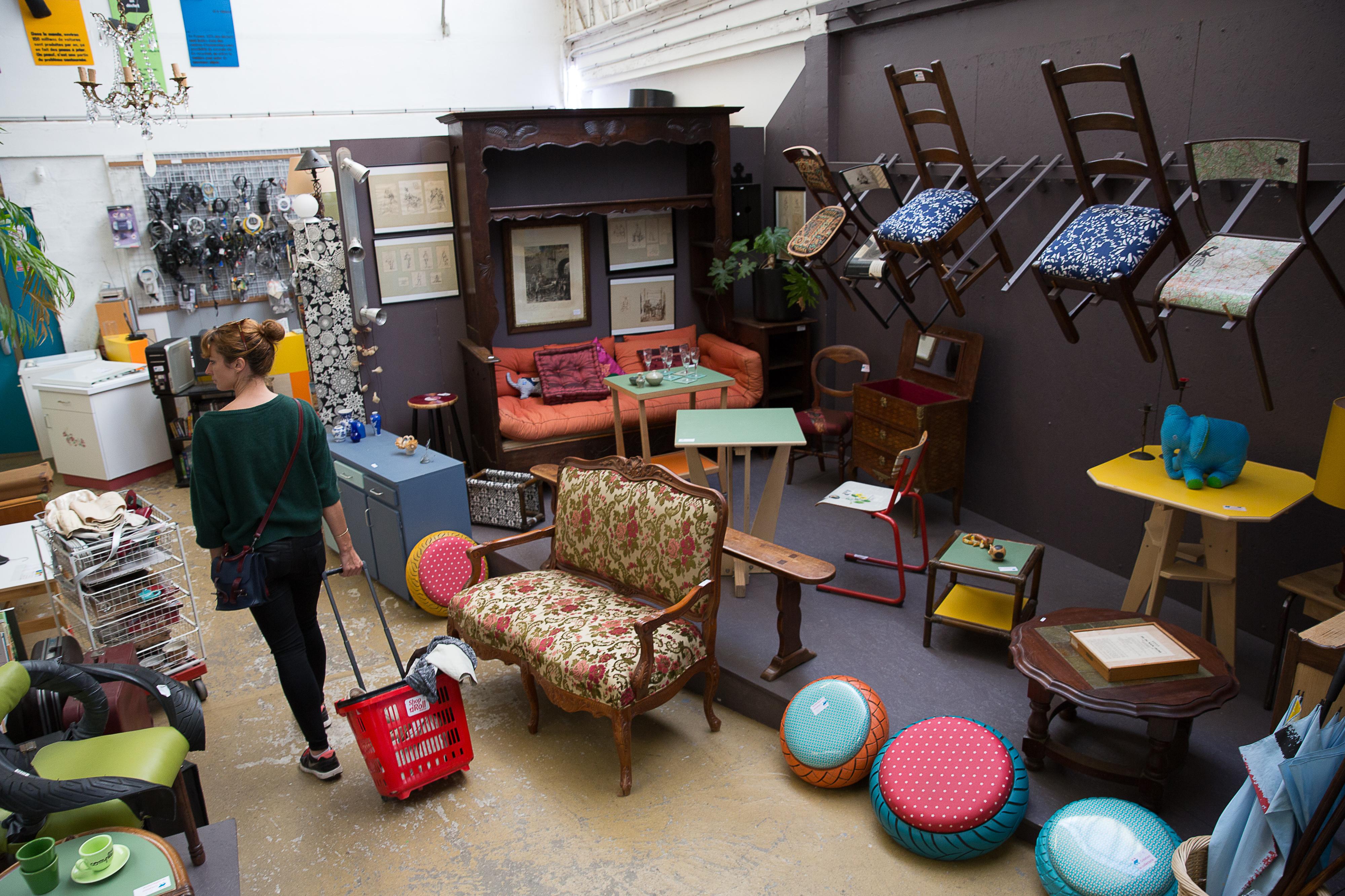 Fretbay donation collaboratif don meubles mobilier déménagement groupage