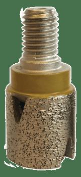KGS_Speedline_RT_Crown_M10_V-groove_ø20-14x14_Yellow_-_Granite_preview