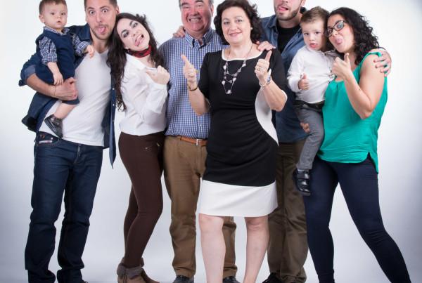 Sesión Fotográfica Familiar, fotógrafo de niños en Zaragoza 2