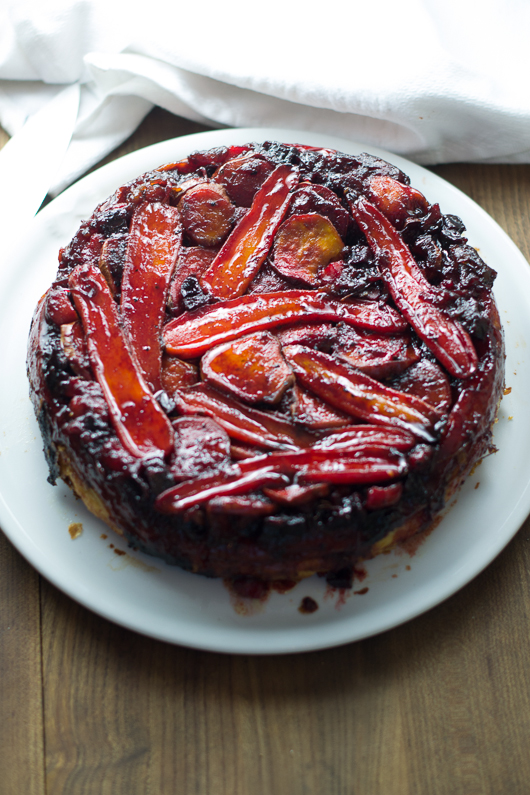 Beetroot, Carrot, Tarte Tatin-3