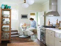 5 Great Ideas For Small Kitchens
