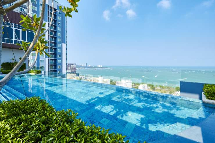 Centric Sea #876-sea view-2 bed