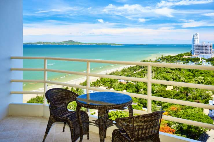 View Talay 5C, Beachfront 22nd fl