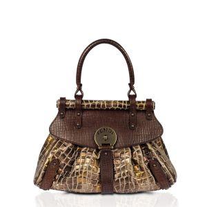Fendi Magic Metallic Bag