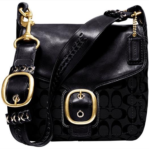 Punk Handbag Coach Cross-Body Bag