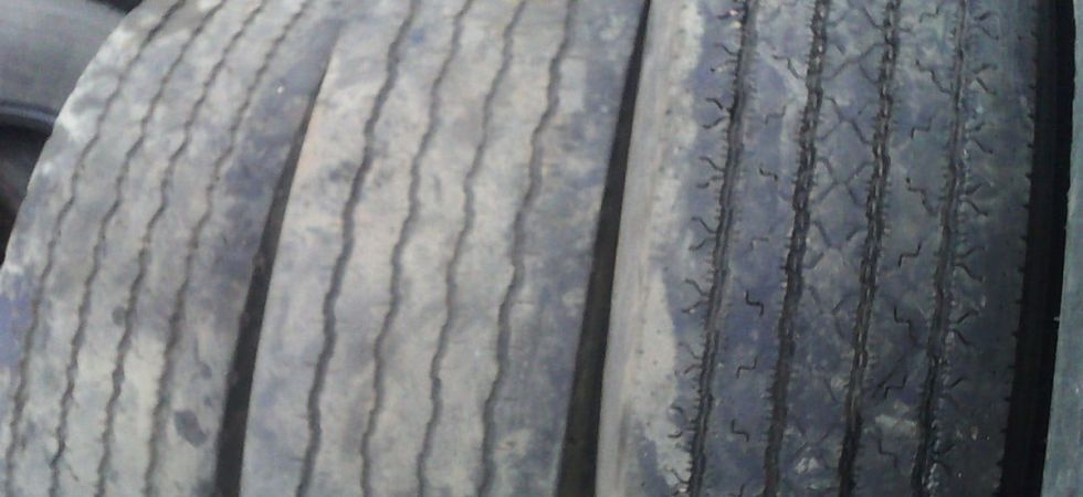 Бу Грузовые шины 315/70 22.5