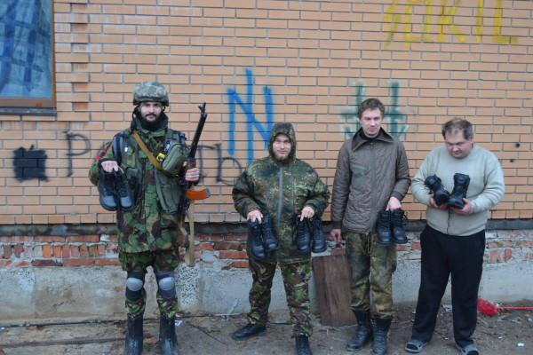 30.11.2015 | Доставка гуманітарки в с. Водяне
