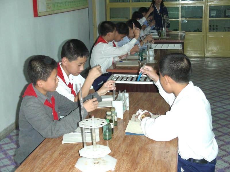 Pyongyang Schools North Korea