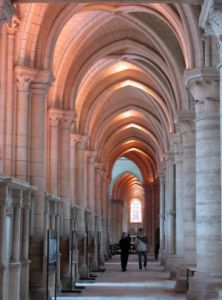 Notre Dame cathedral at Laon