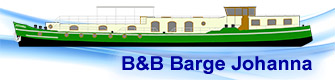 Barge Johanna B&B