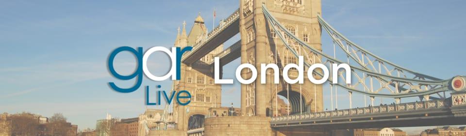 6th Annual GAR Live London