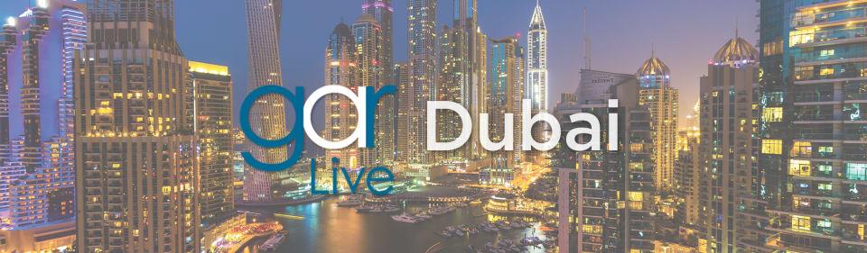 3rd Annual GAR Live Dubai
