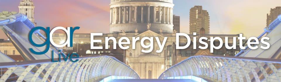 GAR Live Energy Disputes