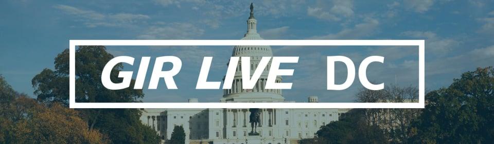 2nd Annual GIR Live DC