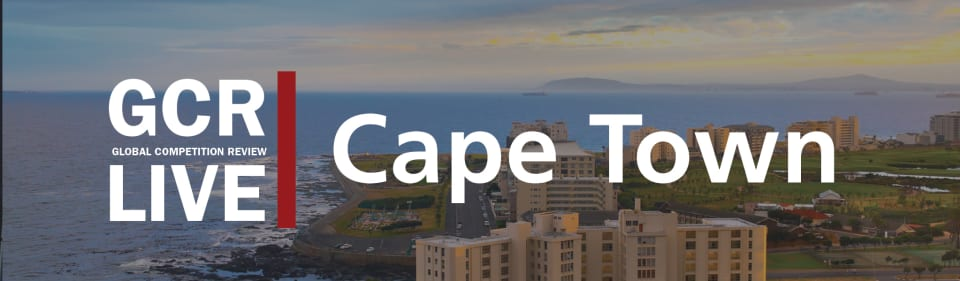 GCR Live 2nd Annual Cape Town