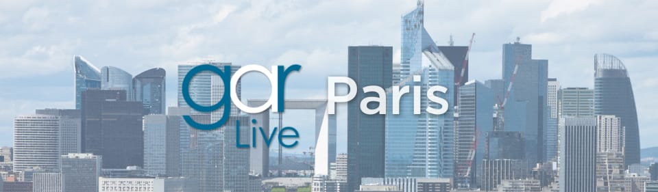 3rd Annual GAR Live Paris
